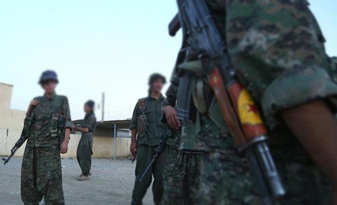 Terör örgütü YPG/PKK muhaliflere ısı güdümlü füzeyle saldırdı