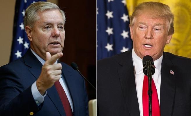 Trump'tan Graham'a 'Venezuela'ya askeri harekat' sorusu