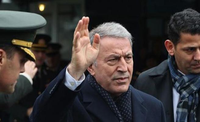 TSK'nın mücadelesi Kürt kardeşlerimizle değildir
