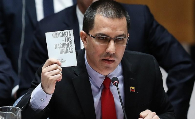 Venezuela'dan AB'nin seçim çağrısına cevap geldi