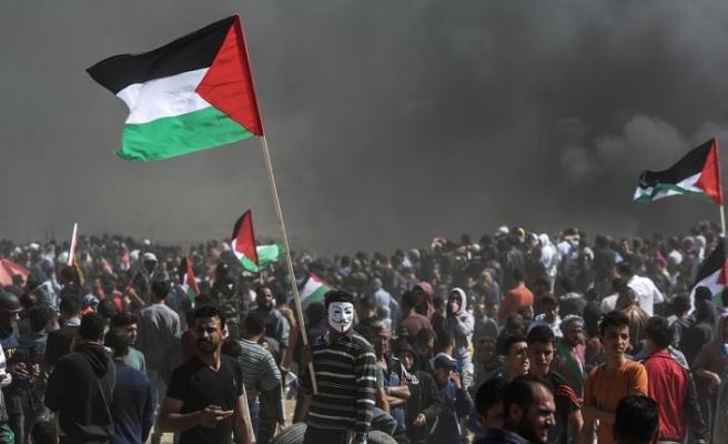 Yaralanan Filistinli şehit oldu