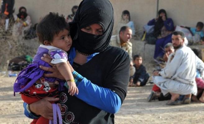 92 Tacik çocuğu Irak cezaevlerinde