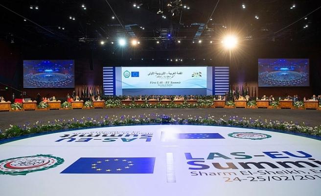 AB-Arap Birliği Zirvesi sona erdi