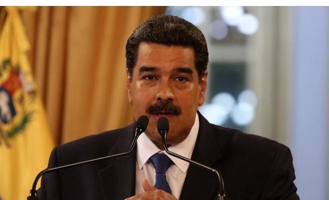 ABD'den Venezuela yönetimine yeni yaptırım