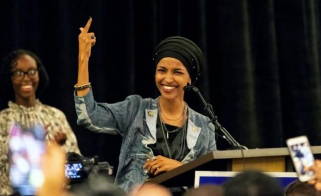 ABD'de Demokrat isimlerden İlhan Omar'a destek