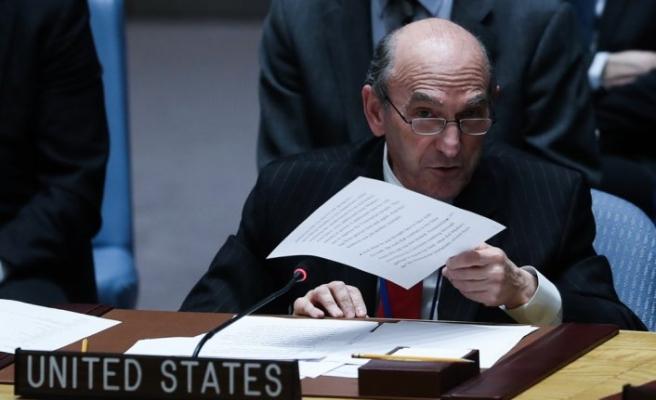 ABD'den BM Güvenlik Konseyi'ne Maduro hükümetine yaptırım çağrısı