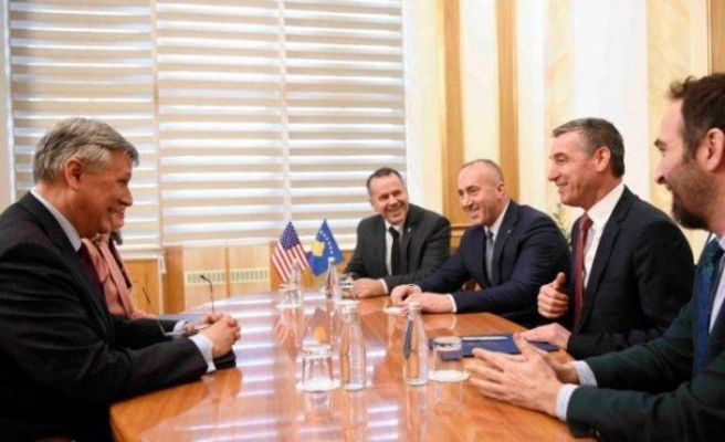 ABD'den Kosova liderlerine sert mektup
