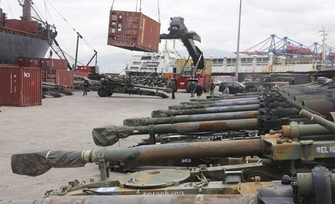 ABD'den Lübnan'a silah yardımı