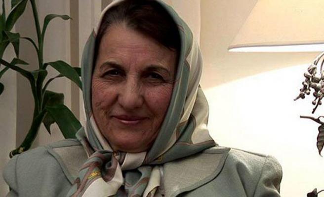 Ali Şeriati'nin eşi vefat etti