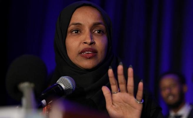 Anti-semitis denilen Omar'dan Trump'a: Nefret ticareti yaptın