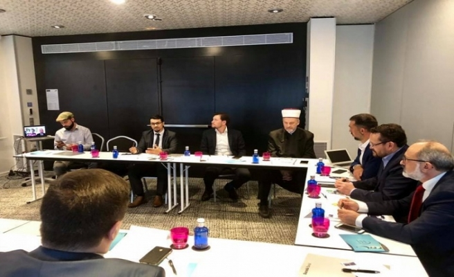 Avrupalı Müslümanlar Forumu, Uygur Türkleri için toplandı