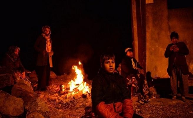Ayvacık'ta okullara deprem tatili