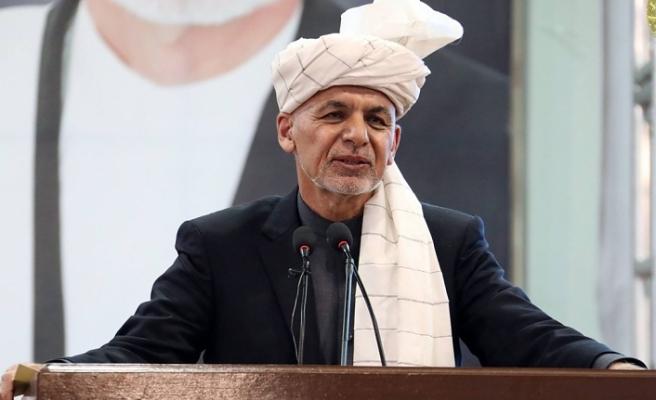 Afganistan Cumhurbaşkanı Gani: Barış sadece kağıt üzerinde olmamalı