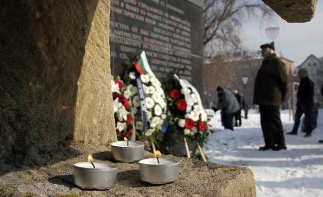 Bulgaristan'da komünizm kurbanları anıldı