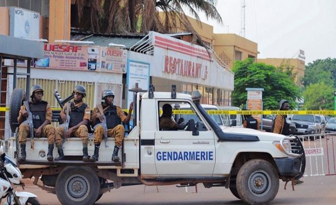 Burkina Faso'da 146 terörist etkisiz hale getirildi