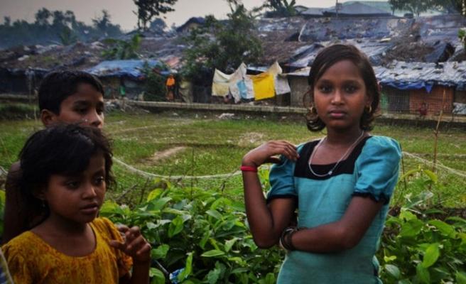 Burma İnsan Hakları yardım için izin istedi