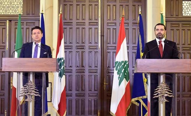 Conte Lübnan'da