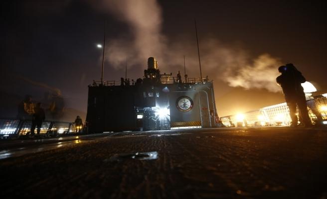 Cumhuriyet tarihinde ilk defa 103 gemi denize açıldı