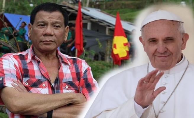 Duterte'den Katoliklere reform tavsiyesi