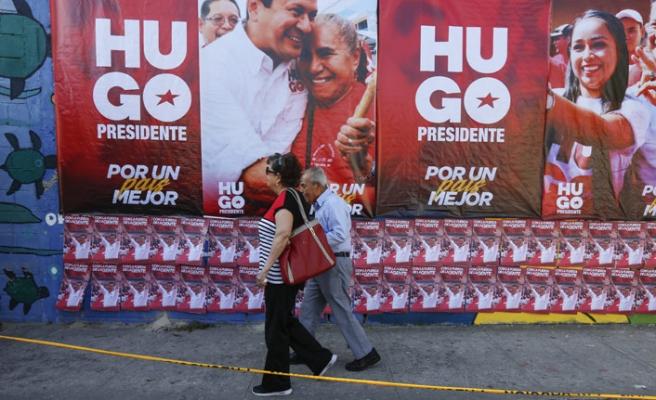 El Salvador halkı sandık başında