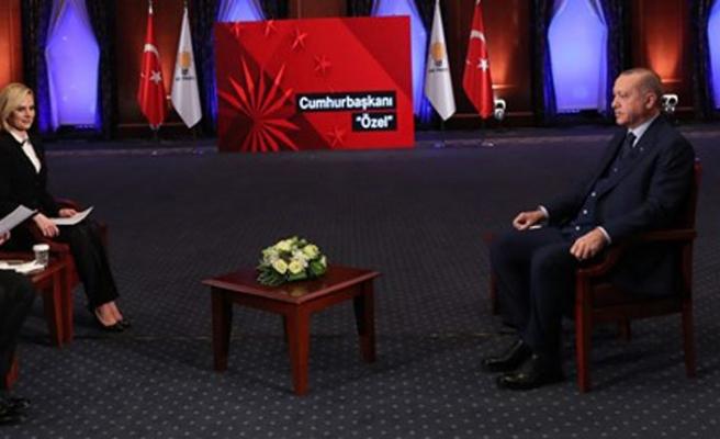 Erdoğan uyardı: Anketlerde manipülasyon var