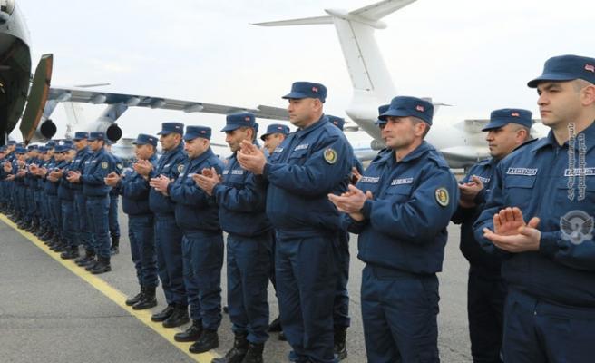Ermenistan da ayağını Suriye'ye sokuyor