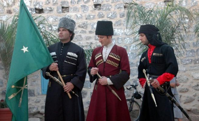 Filistin'deki Çerkezler
