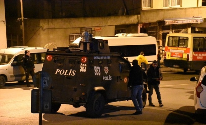 Gaziosmanpaşa'da el yapımı patlayıcı infilak etti