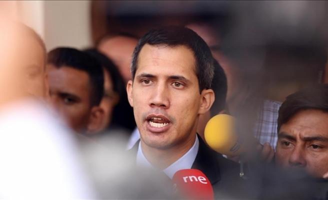 Guaido'dan Venezuela'ya 23 Şubat'ta eylem çağrısı