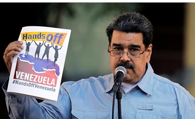 Maduro: Guaido er yada geç mahkeme önünde hesap verecek