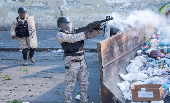 Haiti'de yakalan silahlı kişilerin bağlantıları araştırılıyor