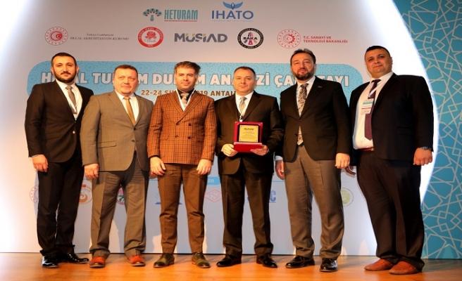 Helal Turizm Çalıştayı gerçekleştirildi