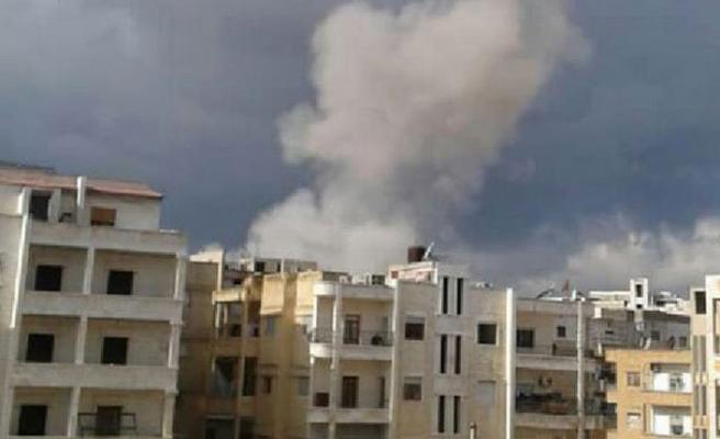 İdlib'te çifte saldırı, 15 ölü