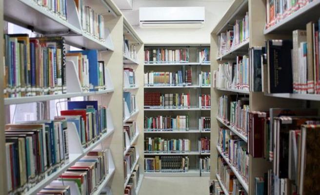 İki kütüphane daha  24 saat hizmete başladı