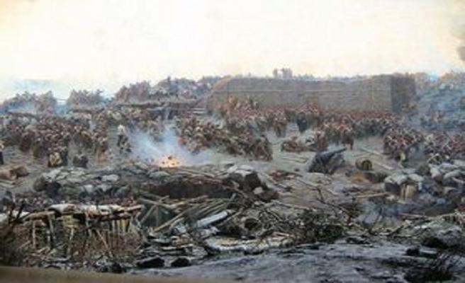 İlklerin savaşı: Kırım