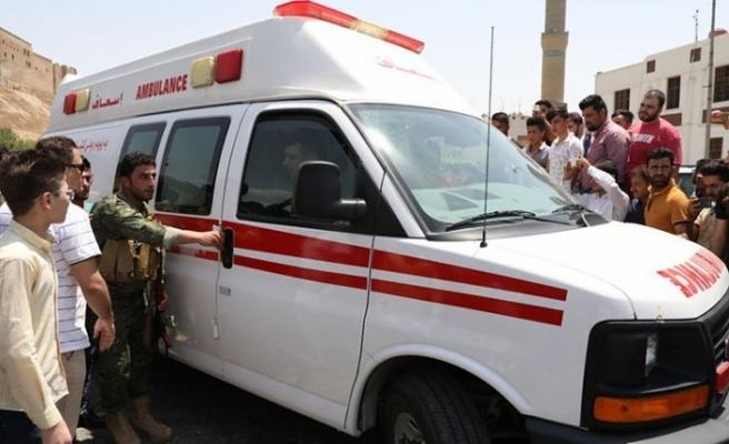 Irak'ta İranlıları taşıyan otobüse saldırı: 1 ölü, 7 yaralı