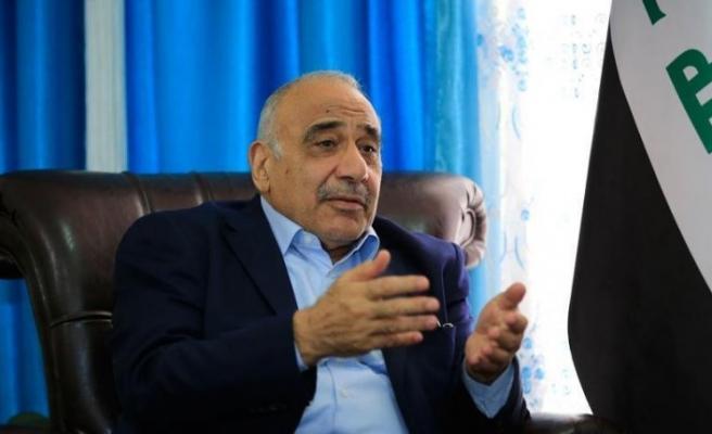 Irak Başbakanı'ndan ABD'ye 'Yabancı üs kabul etmeyiz' mesajı
