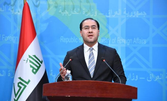 Irak'tan Filistin'e destek