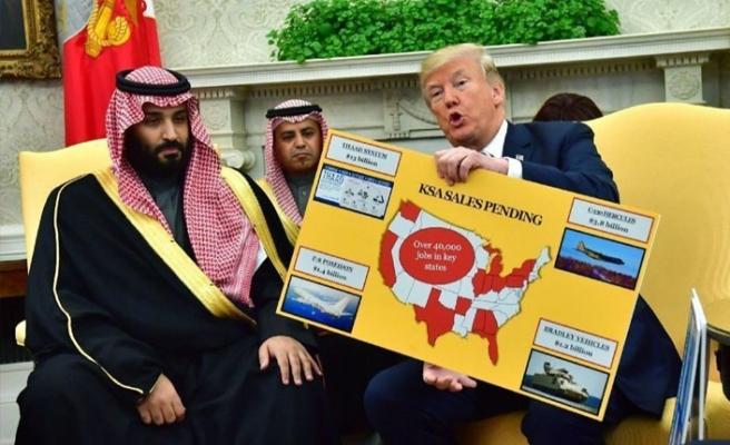 İran'dan ABD'nin Suudi Arabistan'a nükleer transfer planına tepki