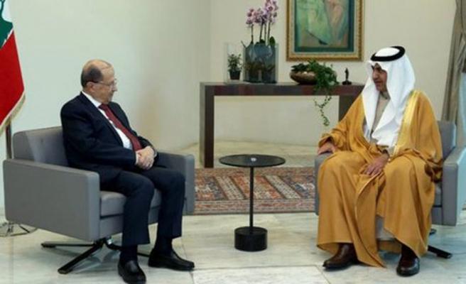 İranlı Bakan Zarif'in ardından Suudi Arabistan heyeti Lübnan'da