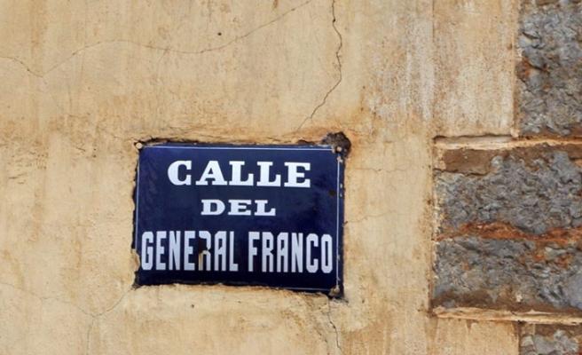 İspanya Franco'yu hafızasından silecek