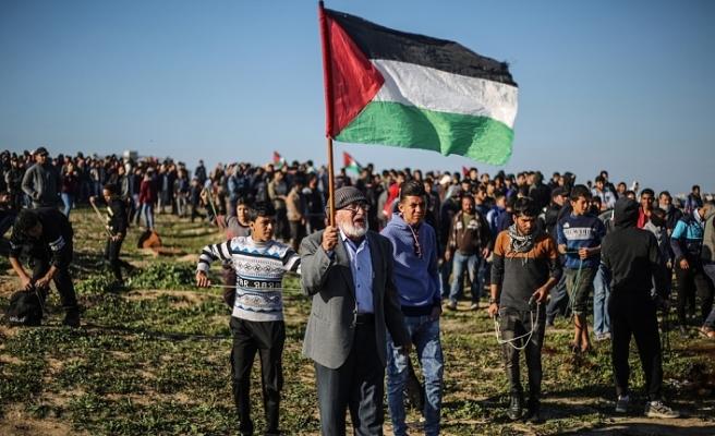 İsrail askerleri Gazze sınırında 3 Filistinliyi yaraladı