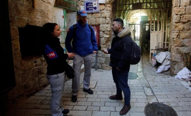 İsrail'de ihlalleri raporlayan grup artık yasaklı