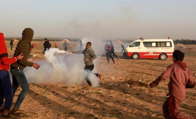 İsrail Gazze'de bir çocuğu şehit etti