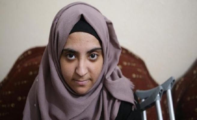 İsrail kanserli kızın tedavisine izin vermiyor