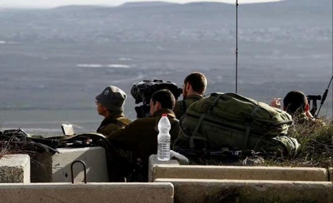 İsrail Suriye'ye saldırdığını itiraf etti
