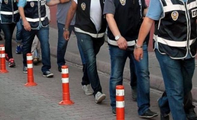İzmir'de PKK/KCK operasyonu, 10 gözaltı