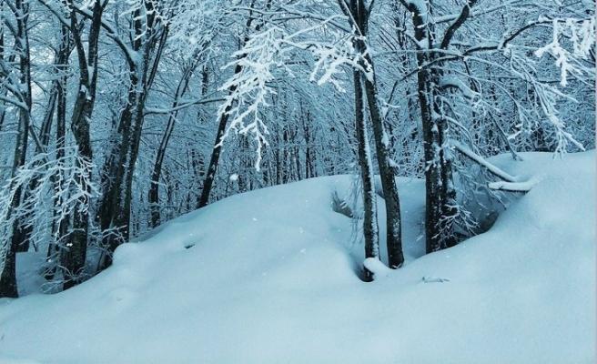 Kar kalınlığı 130 santimetre oldu
