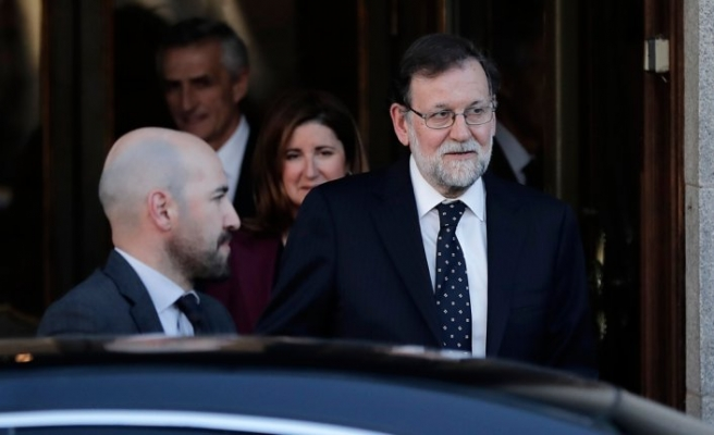 Katalan liderlerin davasında eski Başbakan Rajoy ifade verdi