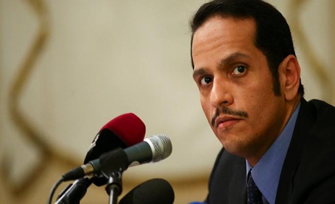Katar Dışişleri'nden Körfez krizi açıklaması